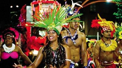 マルディグラのパレード by Mardi Gras 2013