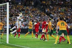 オーストラリア対オーマン戦 by Austarlia Football