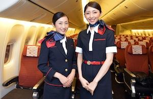 日本航空の制服 by Aviation Wire