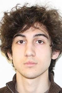 """逃走中の弟Dzhokhar """"Jahar"""" A. Tsarnaev, 19"""