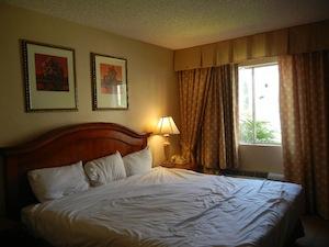 1泊15ドルの部屋