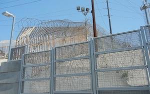 メキシコとの国境