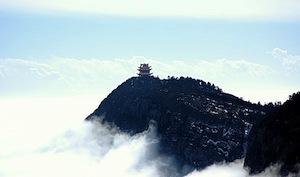 峨眉山 by wiki