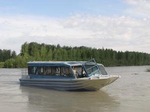 マヘイズリバーボート