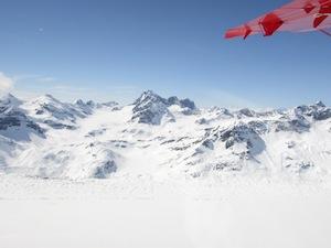 アラスカ連山