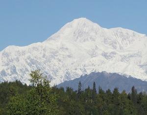 北米一の山『デナリ』