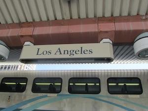 ロサンゼルス駅