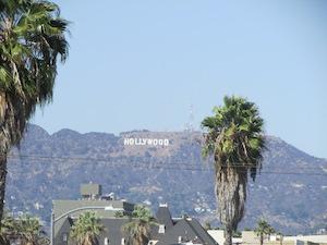 ハリウッドのサイン