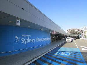 SYS:シドニー国際空港