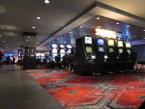Dホテルのカジノ