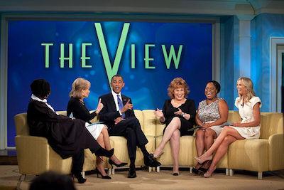 オバマ大統領@Tha View