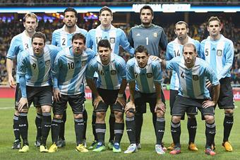 アルゼンチンチーム