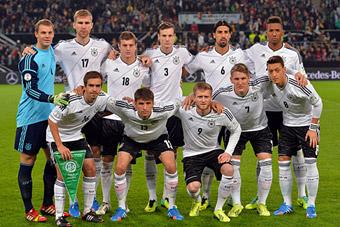 ドイツチーム