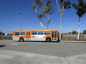 ロサンゼルスのバス