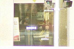 立てこもり事件のあったリンツカフェ
