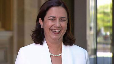 クイーンズランド州首相
