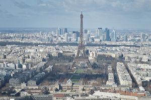 世界で一番憧れた街 パリ by wiki