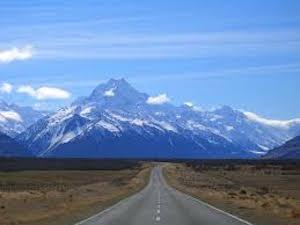 NZの最高峰マウントクック by wiki