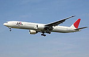 日本航空旅客機 by wiki