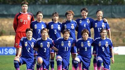 なでしこジャパン by FIFA