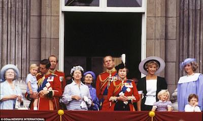 1984年の祝賀パレードの時