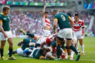 対南アフリカ戦@ワールドカップ