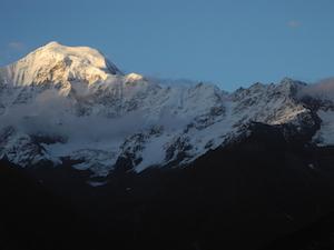 ヒマラヤの山