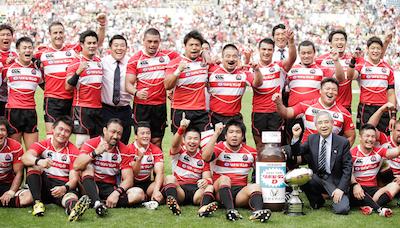 ラグビー日本代表チーム