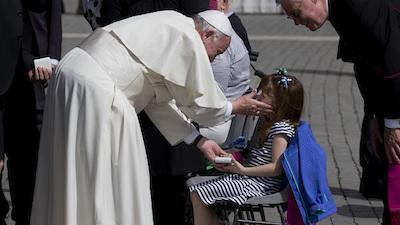 リジーちゃんとローマ法王