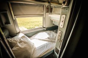 VIA鉄道 個室用寝台車