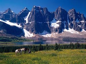 ジャスパー国立公園 by Parks Canada