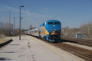 VIA Rail@Canada