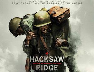 Hacksaw Ridgeのポスター